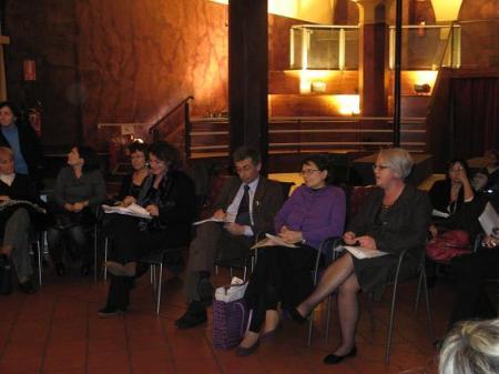 Incontro in occasione della Giornata Internazionale Contro la Violenza alle Donne - 25 novembre 2008