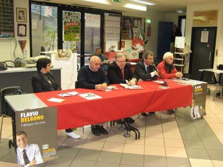 Incontro su Politiche di Welfare e Anziani, 28 novembre 2008